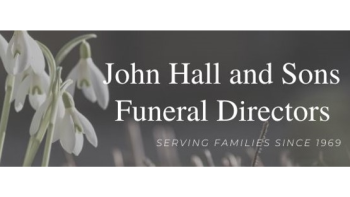 Logo for John Hall Funeral Director