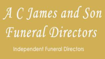 Logo for A C James and Son Funeral Directors