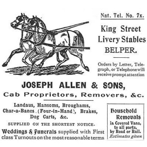 Gallery photo for Joseph Allen & Sons