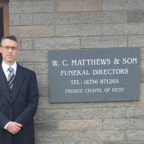 Gallery photo for W C Matthews & Sons Funeral Directors