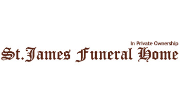 Logo for St James Funeral Home