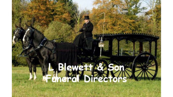 Logo for L. Blewett and Son
