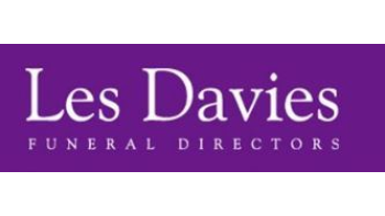Logo for Les Davies Funeral Director
