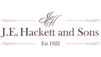 Logo for J E Hackett & Sons