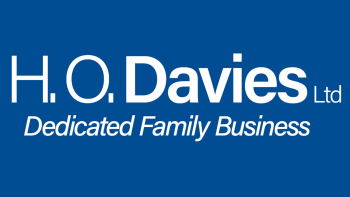 Logo for H O Davies Ltd. Funeral Services