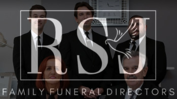 Logo for Richard and Shannon Jenkins Funeral Directors