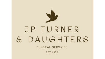 Logo for J P Turner & Daughters Funeral Services