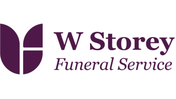 Logo for W Storey Funeral Director