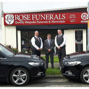 Gallery photo for Rose Funerals