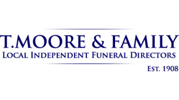 Logo for T Moore & Family Local Independent Funeral Directors