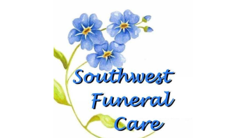 Logo for Southwest Funeral Care