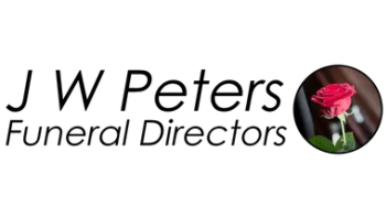 Logo for J. W. Peters Funeral Directors