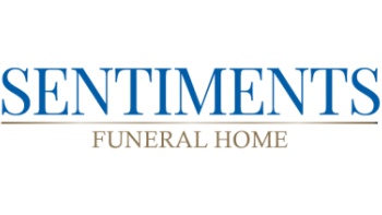 Logo for Sentiments Funeral Home