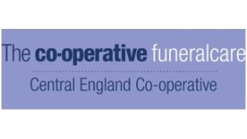 Logo for Co-op Funeral Directors, Home & Undertakers, Loughborough