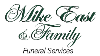 Logo for Mike East & Family Funeral Services