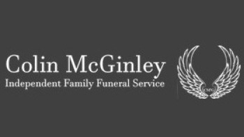 Logo for Colin McGinley Funeral Service