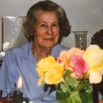 Photo for notice Geraldine 'Joan' TURTON
