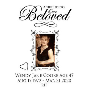 Photo of Wendy COOKE