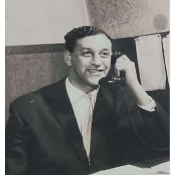 Photo of Anthony Norman (Tony) COLLINS