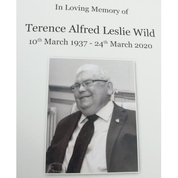 Photo of Terence Alfred Leslie WILD