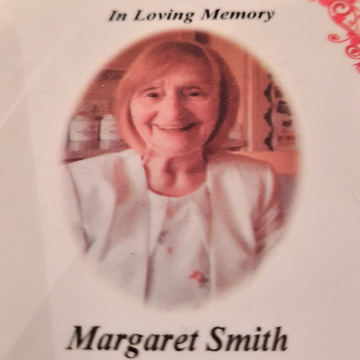 Photo of Margaret SMITH