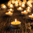 Candle for notice CAROL ANN BLAKEMAN