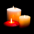 Candle for notice Grant Martyn Peter James KERTON
