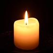 Candle for notice Lynne BIGGINS