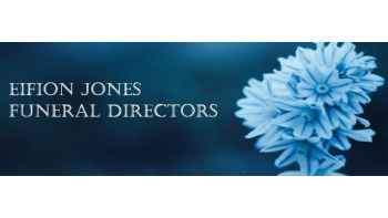 Eifion Jones, Funeral Director