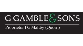 G Gamble & Sons Ltd